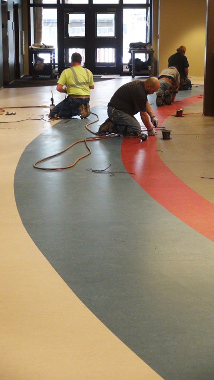 Commercial Flooring Project Gallery