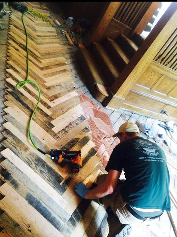 Austin Schmidt Schmidt Custom Floors Inc
