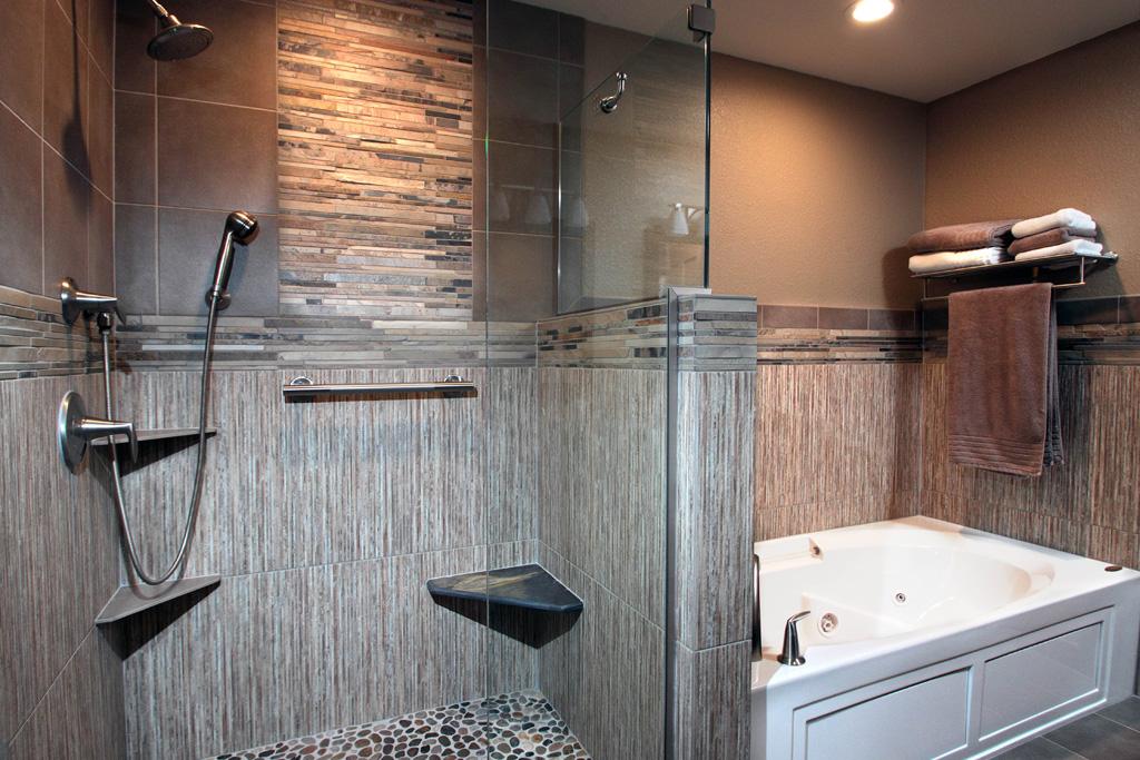 Tile Flooring Porcelain Ceramic Tile Flooring Tile Installation WI - Bathroom showrooms milwaukee