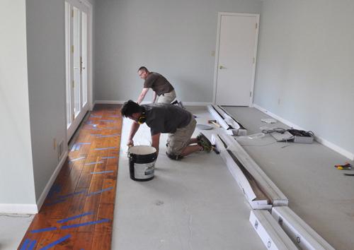 Barry Rohde Schmidt Custom Floors Inc