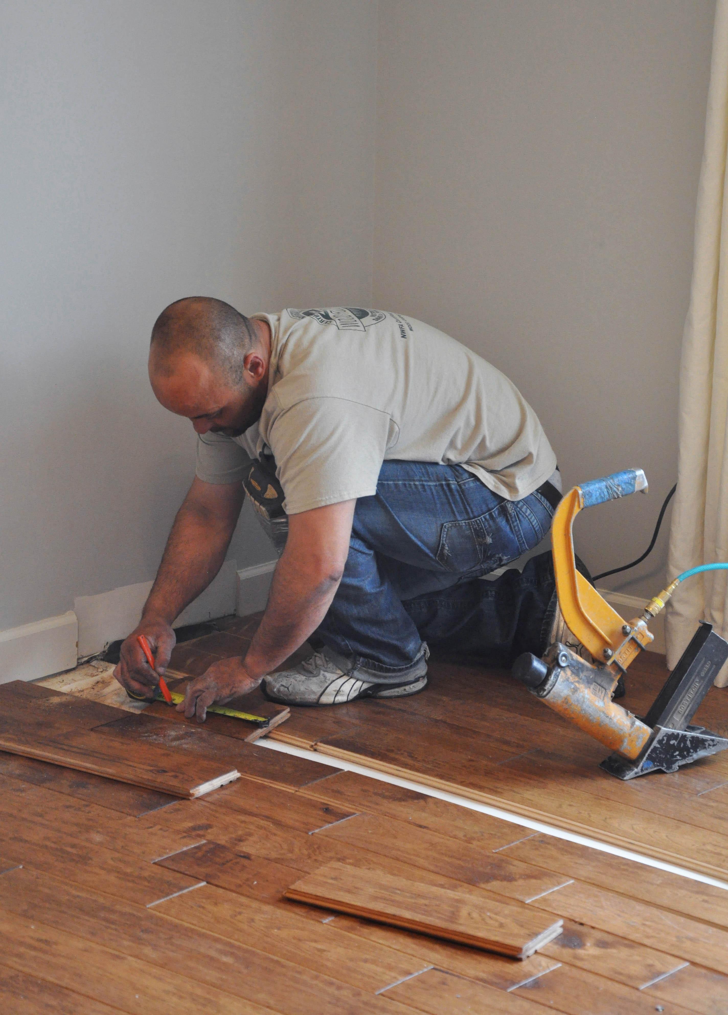 James Kalas Schmidt Custom Floors Inc