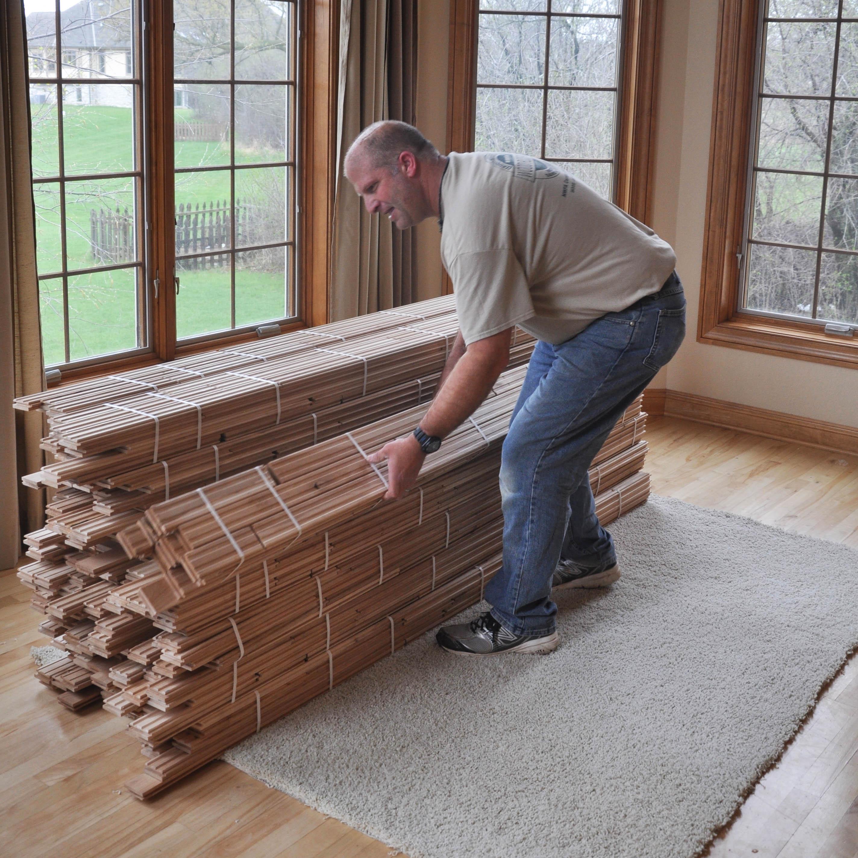 Mark Hoye Schmidt Custom Floors Inc